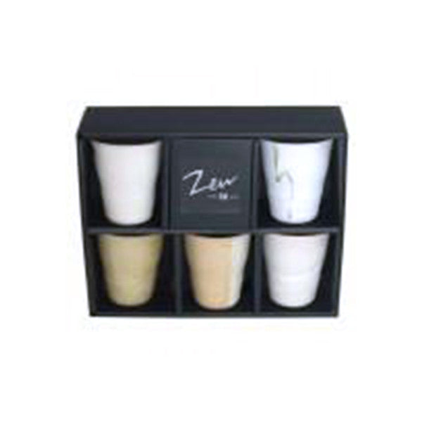 tumblers zen earth i 5 piece set