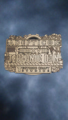 AdeptiCon 2018 Personalized Name Tag