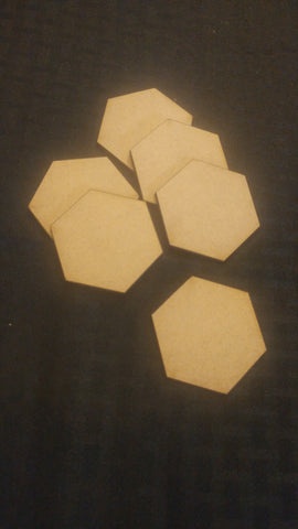 Spireshard Hexagons