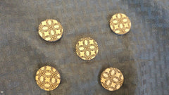 25mm Temple Floor Base Crowns (5)