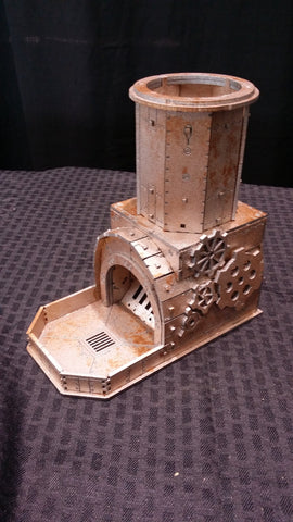 Smokestack Dice Tower