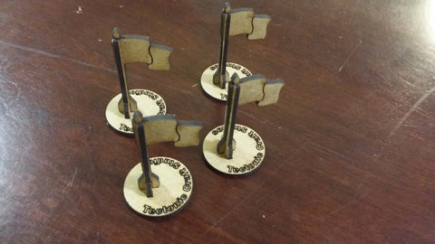 40mm Flags