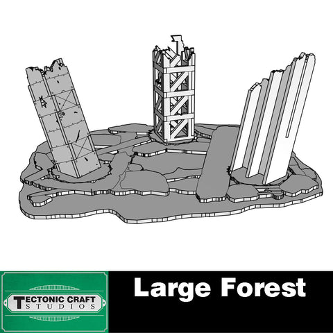 40k 9th Large Forest