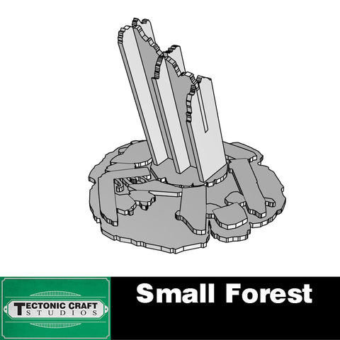 40k 9th Small Forest