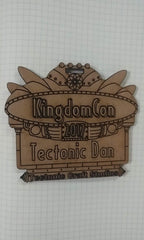 KingdomCon 2017 Nametag