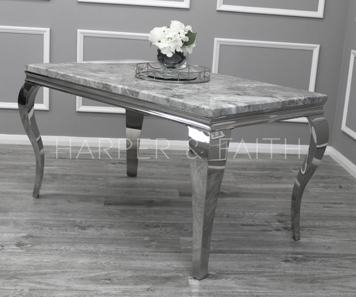 1.4m | Louis Dining Set | Corner Bench