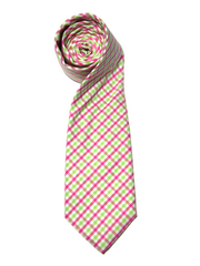 ANDREW HOWARD<br>TATTERSALL NECKTIE