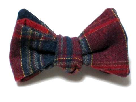 MEREDITH PRIVATE<br>TARTAN BEAU