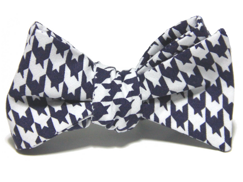 NAVY MIDSHIPMEN<br>HOUNDSTOOTH BEAU