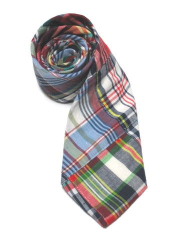 WINTER<br>MADRAS NECKTIE