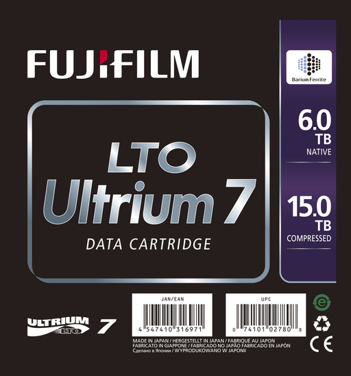 Tape Cartridge - Fujifilm LTO-7