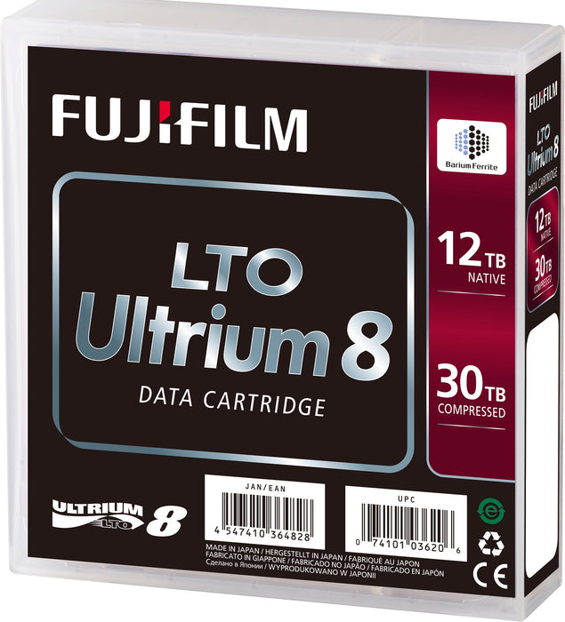 Fujifilm LTO-8 (Multi-Packs)