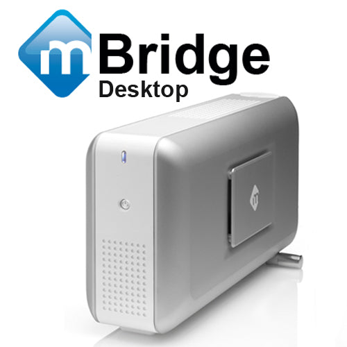 mBridge Desktop for SAS LTO Tape Libraries