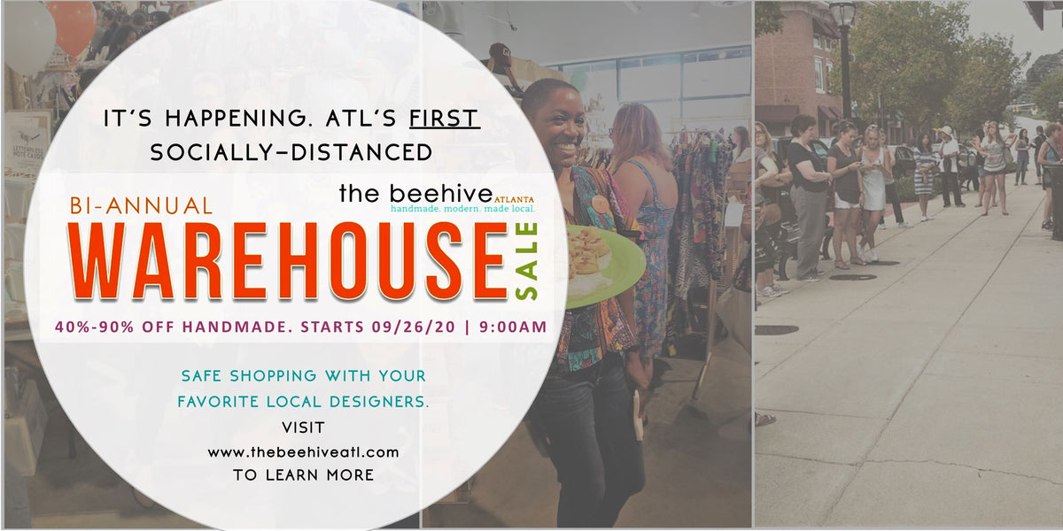 SATURDAY JANUARY 30TH, 2021 - WAREHOUSE SALE SHOPPING RESERVATION