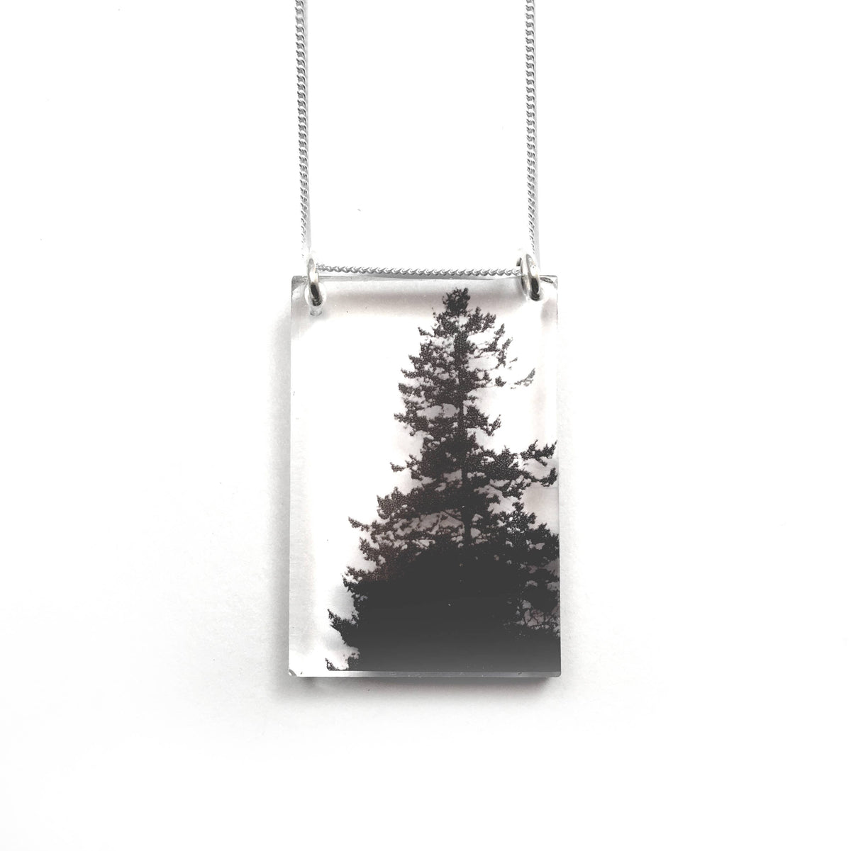 Black Drop Designs - Tall Fir Necklace
