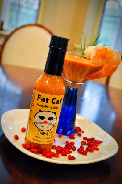 Fat Cat - Purry-Purry Sauce