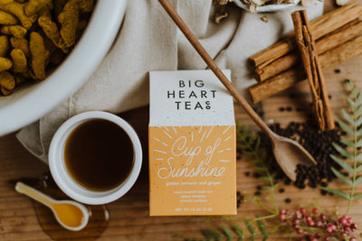 Big Heart Tea Co. - Cup of Sunshine Tea Bags