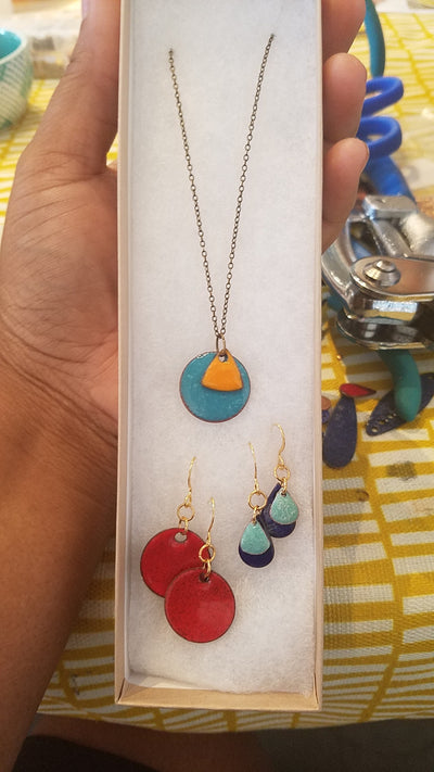 Enameled Jewelry 101