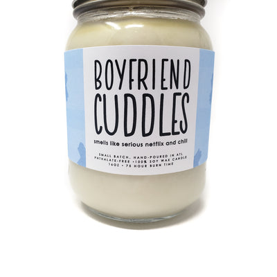 Candle - Boyfriend Cuddles