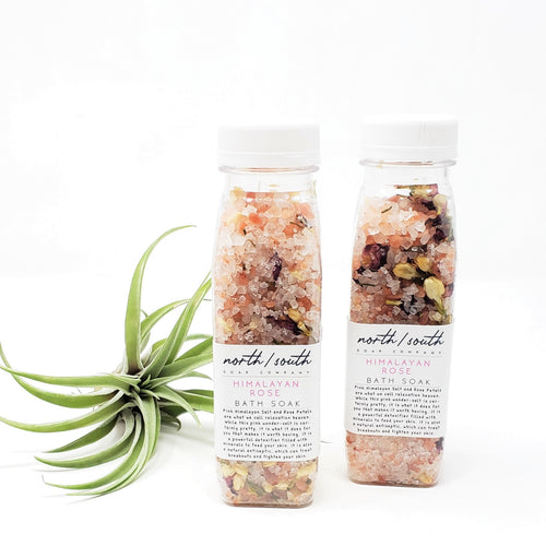 Botanical Bath Soak - HIMALAYAN ROSE