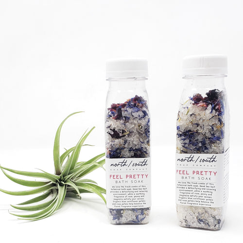 Botanical Bath Soak - FEEL PRETTY