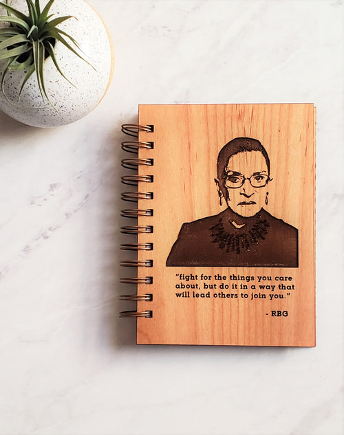 Journal - Ruth Bader Ginsberg Fight for the Things