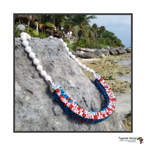 Mara Necklace (available in 4 colors)
