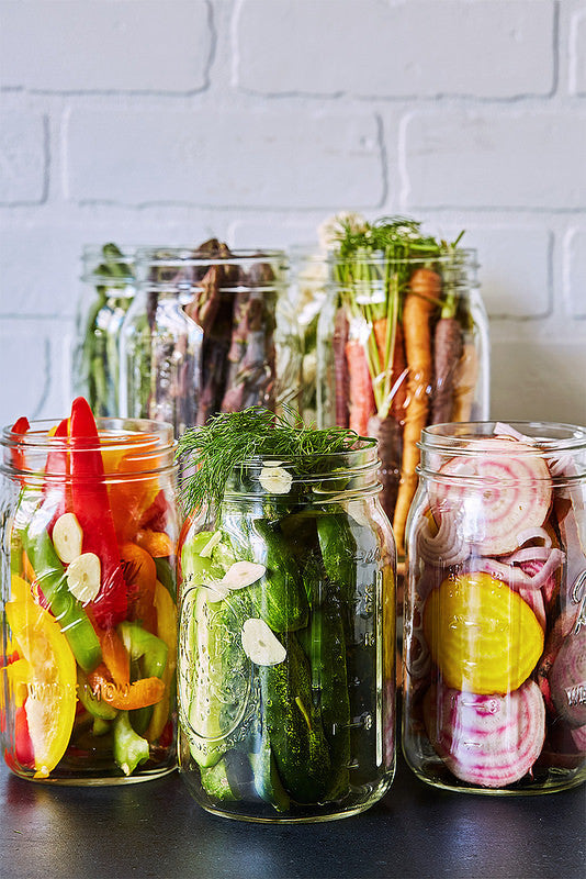 Artisan Foods :: Quick Pickling 101