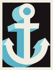 Anchor Blue