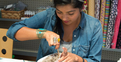 Body Scrub Birthday Party - Host: Pavna