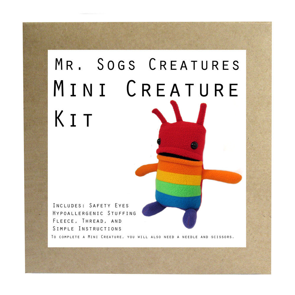 Mini Creature Sewing Kit