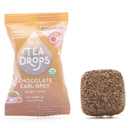 Chocolate Earl Grey - Single Serve Tea Drops