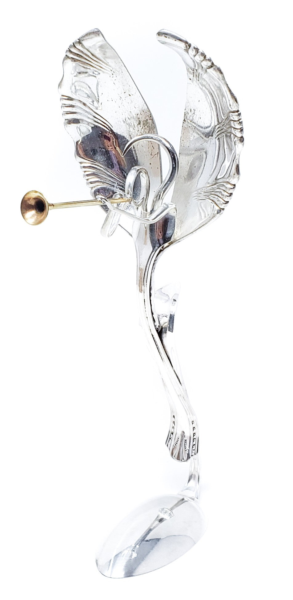 Trumpeting Fork Angel