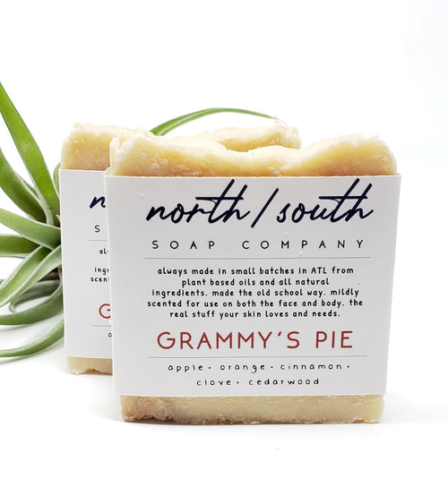 Grammy's Pie Natural Soap