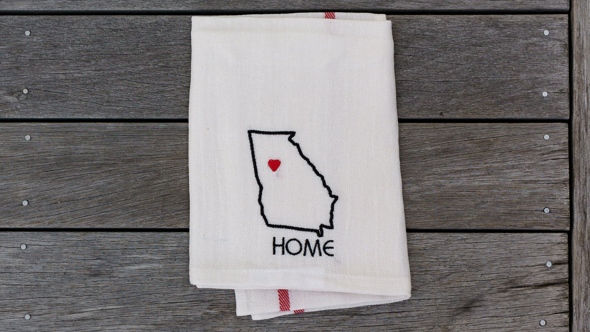 Georgia Home Tea Towel
