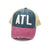 ATL Trucker Hat - Tri-Color