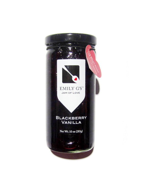 Blackberry Vanilla Jam