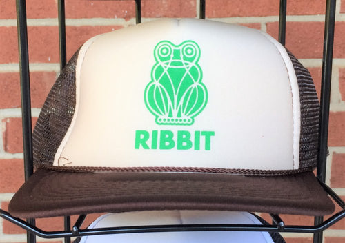 RIBBIT HAT