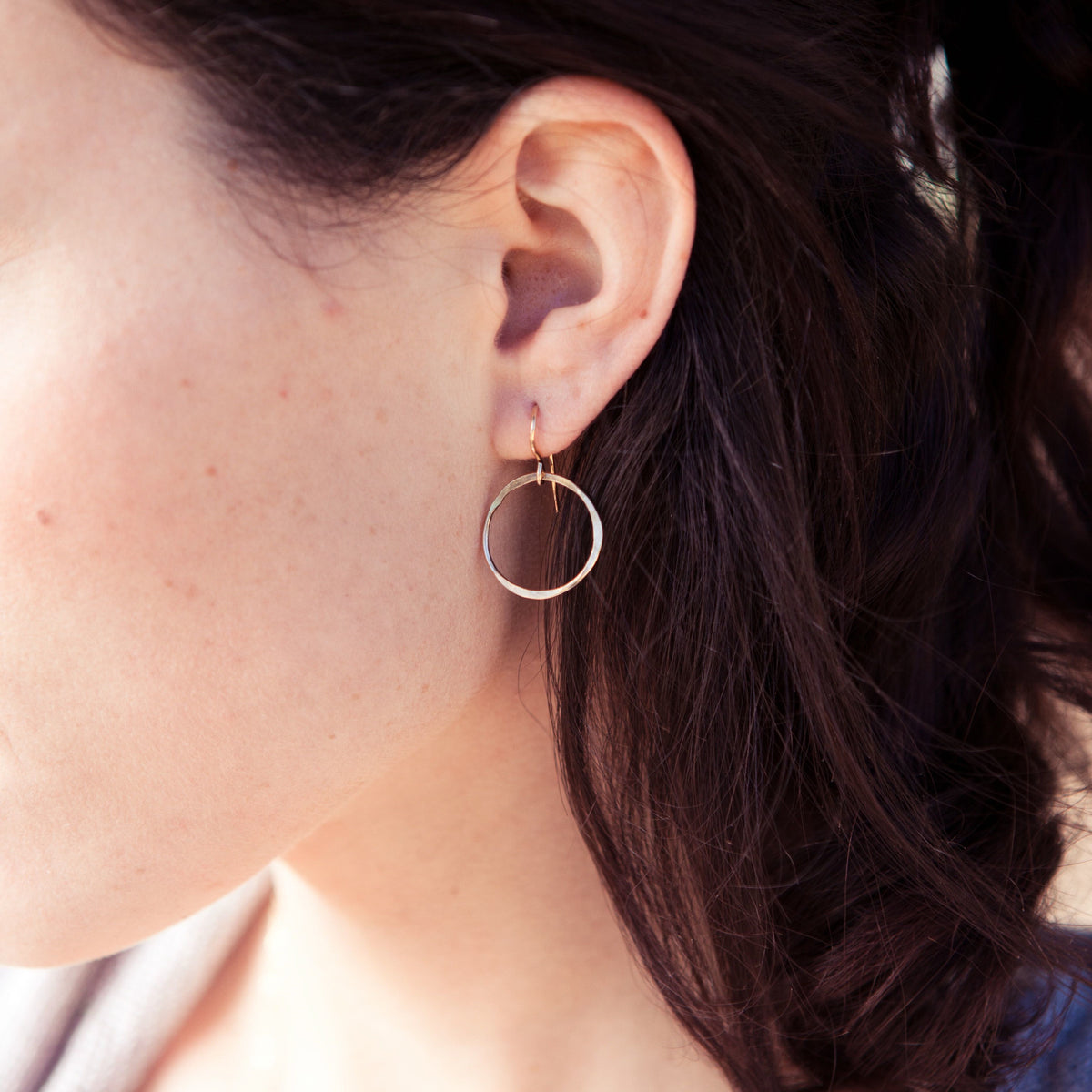 Keep It Simple Earrings
