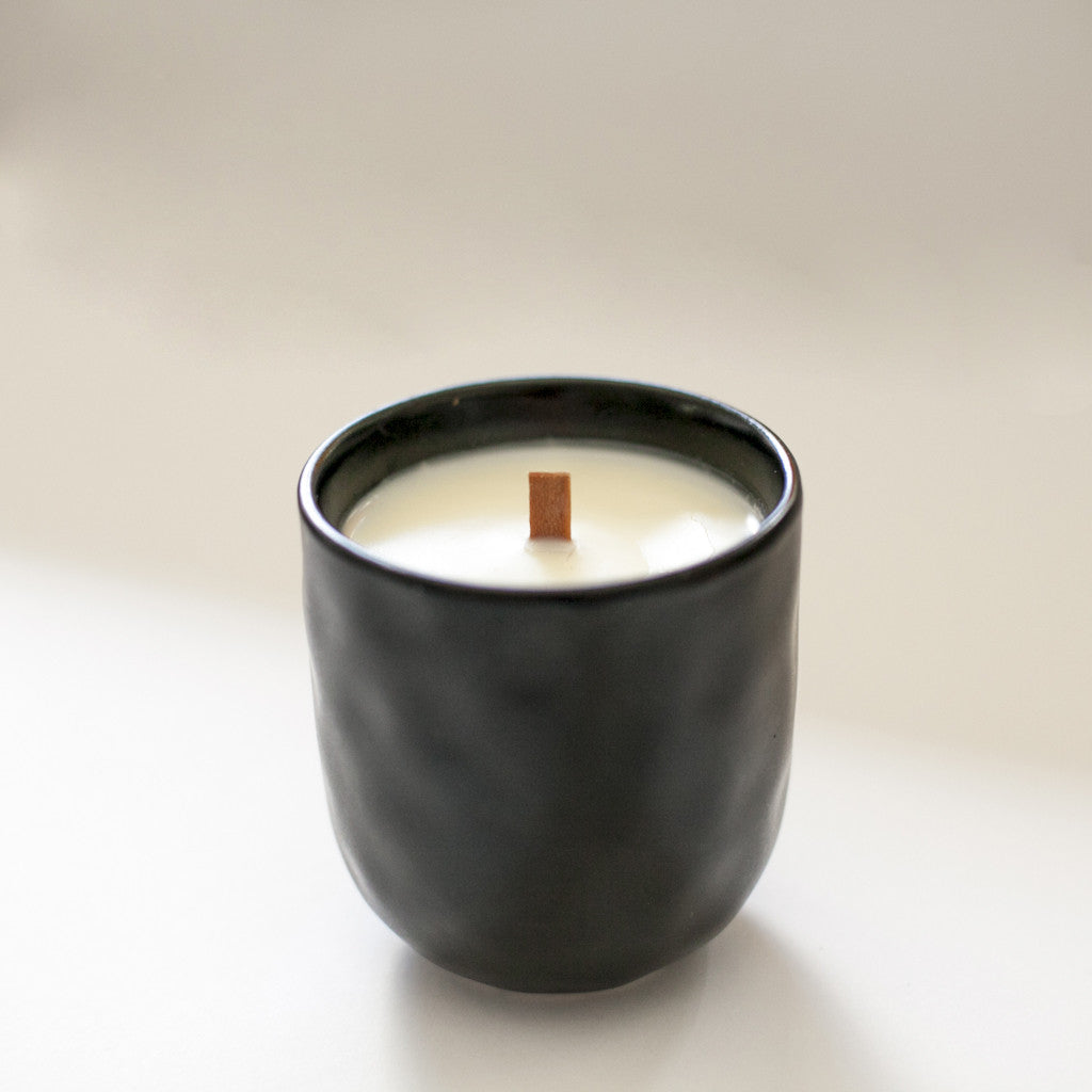 Candle-Making 102 :: Wood Wick Candles