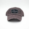 ATLANTA PATCH HAT - DARK GRAY