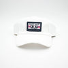 DIRTY SOUTH ATLANTA CASSETTE PATCH HAT - WHITE