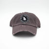ATLANTA GEORGIA STATE PATCH HAT - DARK GRAY