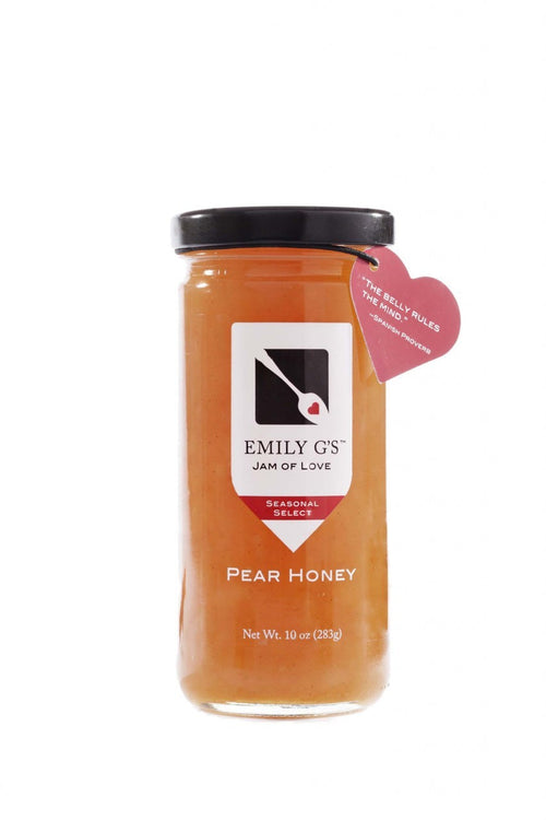 Pear Honey Jams