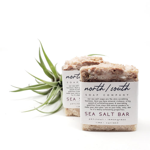 Sea Salt Bar - Lemongrass