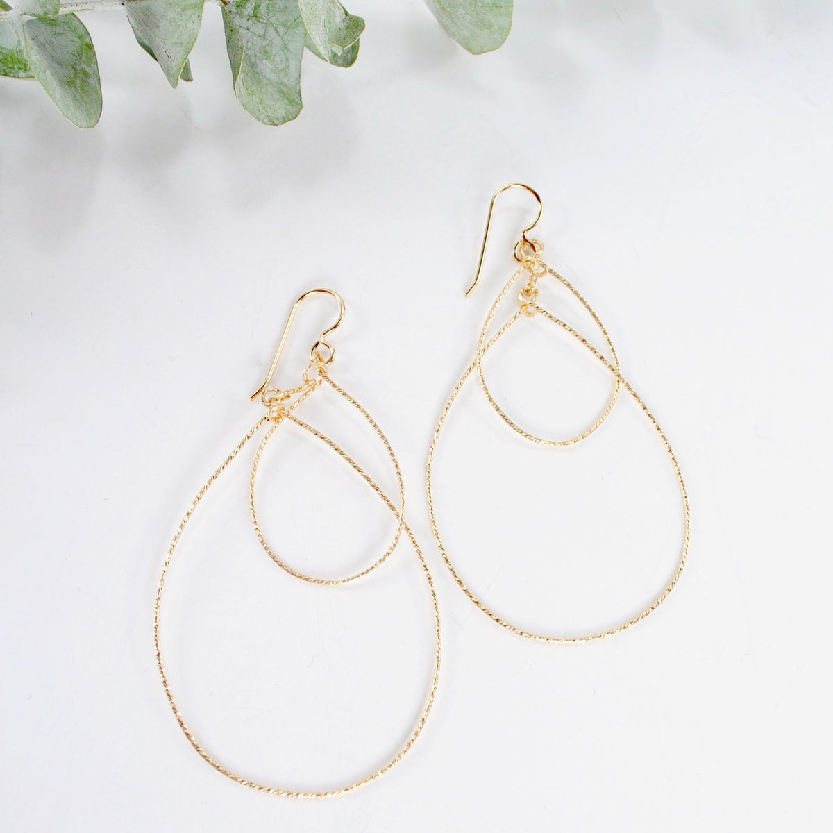 Sprinkle of Sparkle Dangle Earrings