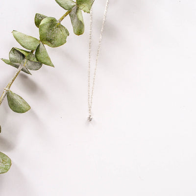 Sweetness Necklace in Silver