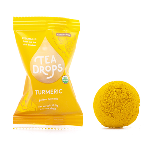 Turmeric - Single Serve Tea Drops