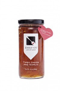 Tipsy Onion & Garlic Jam