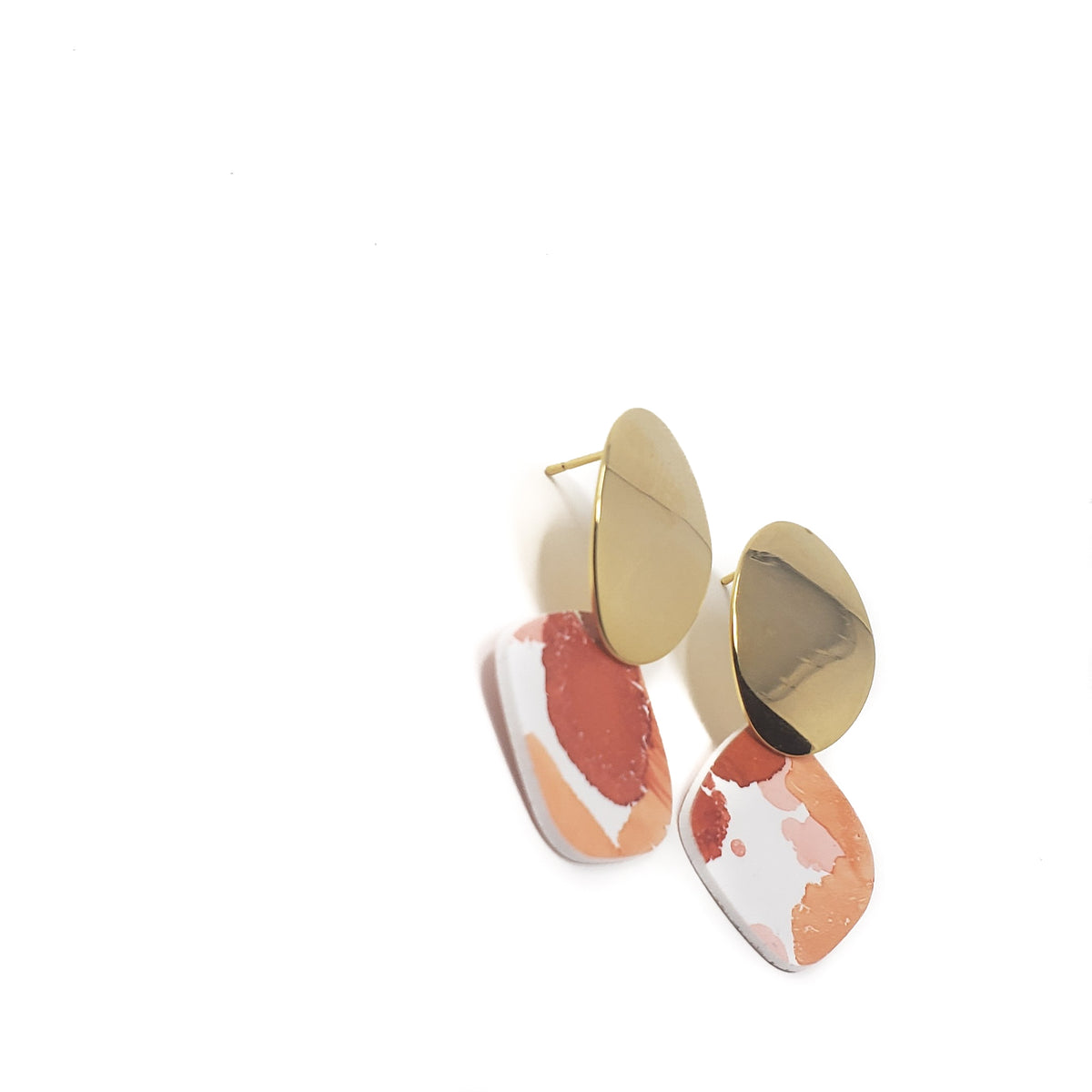 Calanthe earring